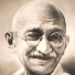 Mahatma Gandhi about love