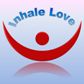 Inhale Love logo